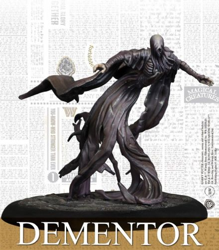 Harry Potter Miniatures Adventure Game - Dementor Expansion Pack